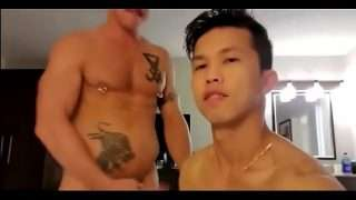 boy and boy porn Asian guy Screams from the Buzz