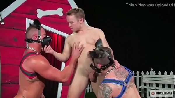 xnxx gay gym Gets a Great Fuck hunks